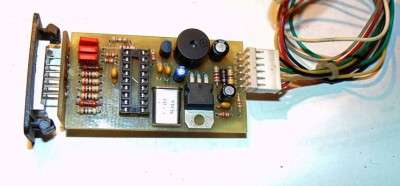 Электронный термометр для авто