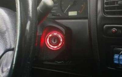 Подсветка замков зажигания ВАЗ 2110