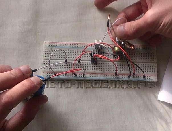 как сделать Регулятор тока зарядного устройства