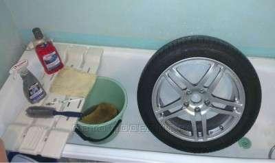 Как подготовить летние колёса - совет
