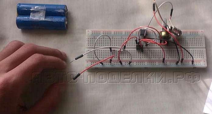 Регулятор тока зарядного устройства фото