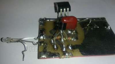 Блок защиты зарядных устройств своими руками
