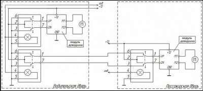 Автоматический доводчик на стеклоподъемник, подключаем к сигналки