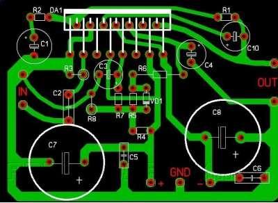 Усилитель для сабвуфера на основе микросхемы TDA7294