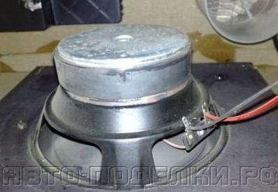 Усилитель в автомобиль на основе микросхемы TDA2004