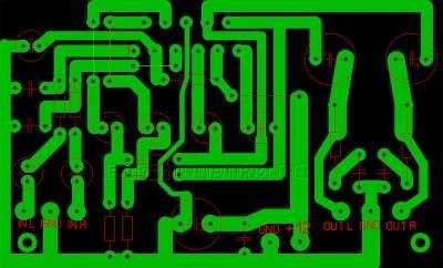 PCB_TDA2005_stereo