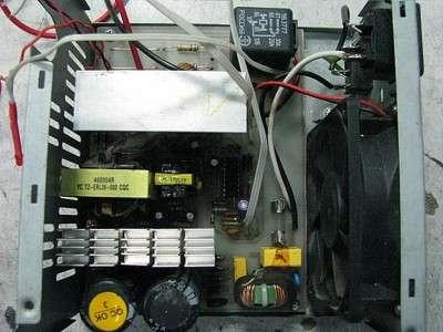 зарядное устройство из БП комп