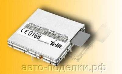 Объединение AVR-контроллера с GPS модулем