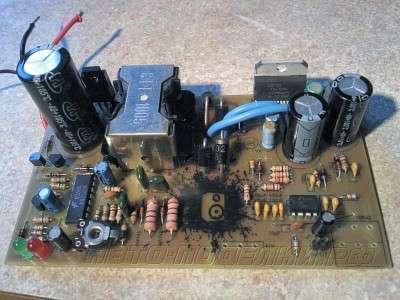 Сабвуферный усилитель на 100Вт для акустики для авто