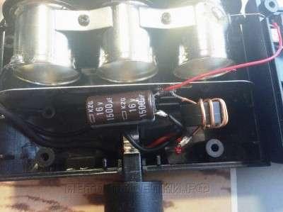 фильтр от помех в прикуриватель