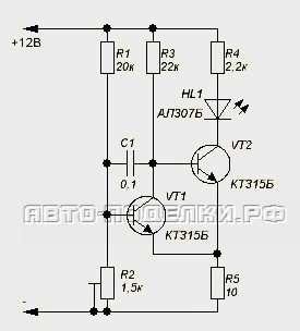 Высокоточный и простой ндикатор разряда АКБ