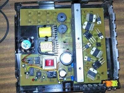 Автомобильный аудио усилитель 4 х100 Вт