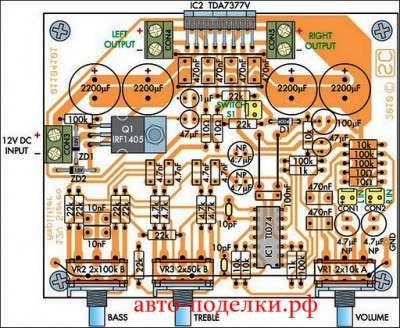 pcb-layout-of-20w-stereo-amplifier1
