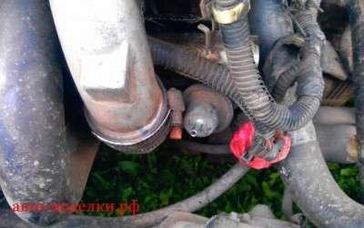 Самостоятельная регулировка давления топлива на ВАЗ