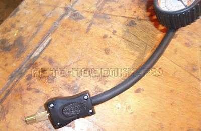 Быстросъёмный удлинитель для компрессора