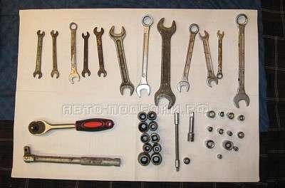 мои ключи для ремонта
