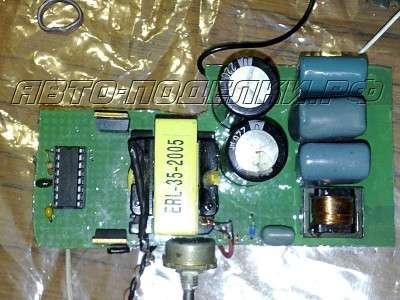 Схема простого инвертора на 100 Вт и 12-220 В