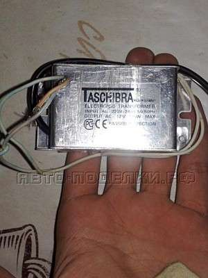 батарея для стробоскопа