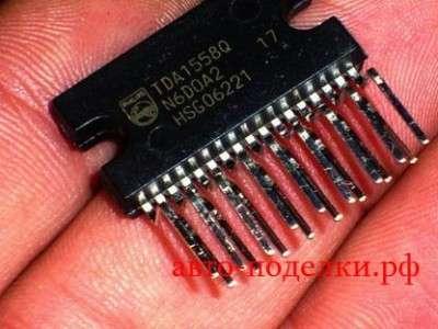 Усилитель для ТДА 1558 в автомобиль