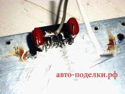 Усилитель ТДА 1558