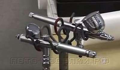 Аэрографиядляавтомобилясвоимируками