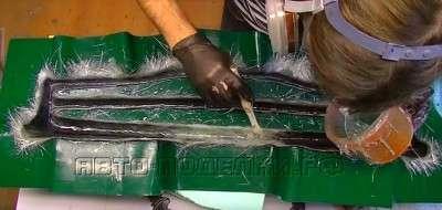 Изготовление или ремонт радиаторной решётки