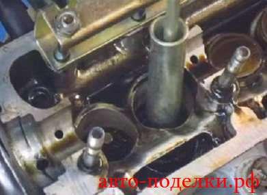 клапанов ВАЗ 2108