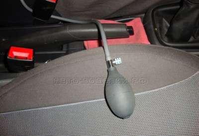 СДоработка сидения для комфорта